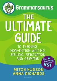 Cover Grammarsaurus Key Stage 1