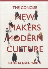 Cover Concise New Makers of Modern Culture