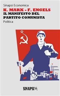 Cover Il manifesto del partito comunista