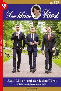 Cover Der kleine Fürst 229 – Adelsroman