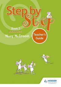 Cover Step by Step Book 5 Teacher's Guide