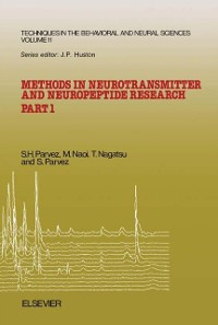 Cover Methods in Neurotransmitter and Neuropeptide Research