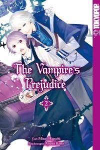 Cover The Vampire's Prejudice - Band 2