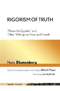 Cover Rigorism of Truth