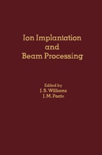 Cover Ion Implantation and Beam Processing