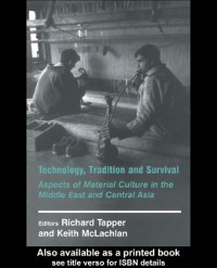 Cover Technology, Tradition and Survival