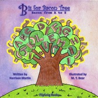Cover B is for Bacon Tree