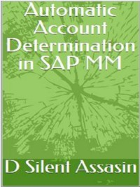 Cover Automatic Account Determination in SAP MM