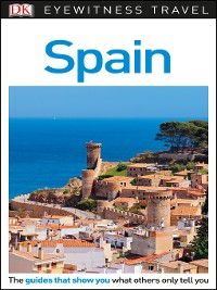 Cover DK Eyewitness Travel Guide Spain