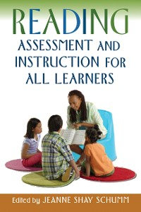 Cover Reading Assessment and Instruction for All Learners