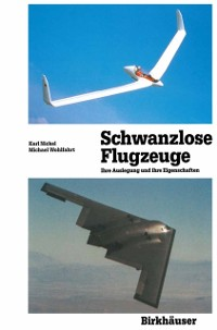 Cover Schwanzlose Flugzeuge