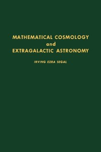 Cover Mathematical Cosmology and Extragalactic Astronomy