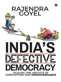 Cover India's Defective Democracy