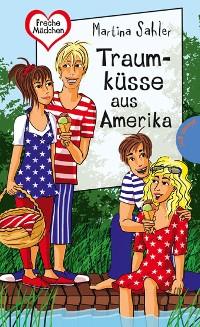 Cover Traumküsse aus Amerika