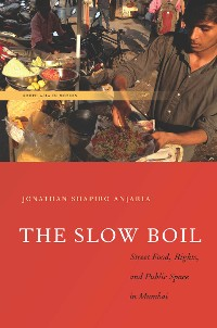 Cover The Slow Boil