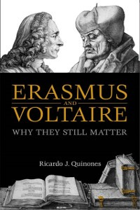Cover Erasmus and Voltaire