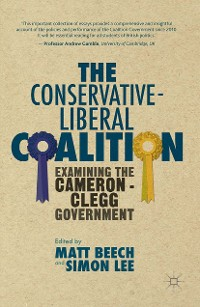 Cover The Conservative-Liberal Coalition