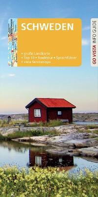 Cover GO VISTA: Reiseführer Schweden
