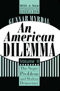 Cover American Dilemma