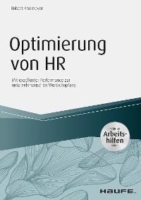 Cover Optimierung von HR - inkl. Arbeitshilfen online