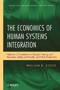 Cover The Economics of Human Systems Integration