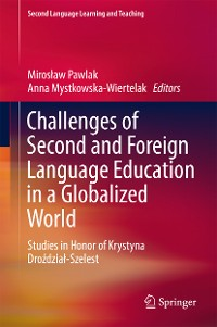Cover Challenges of Second and Foreign Language Education in a Globalized World