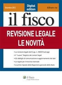Cover Revisone legale - Le novità