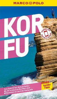 Cover MARCO POLO Reiseführer Korfu
