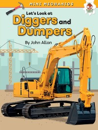 Cover Let's Look at Diggers and Dumpers