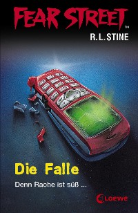 Cover Fear Street 31 - Die Falle
