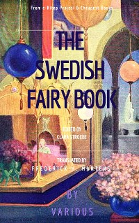Cover The Swedish Fairy Book