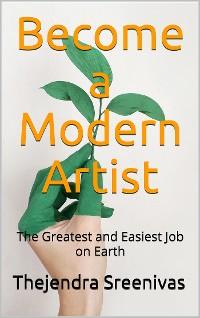 Cover Become a Modern Artist