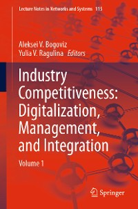 Cover Industry Competitiveness: Digitalization, Management, and Integration