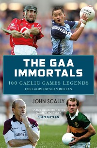 Cover The GAA Immortals