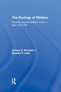 Cover Ecology of Welfare