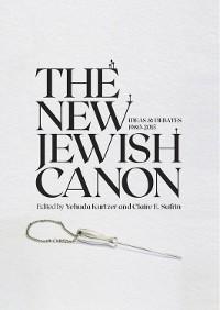Cover The New Jewish Canon