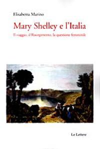 Cover Mary Shelley e l'Italia