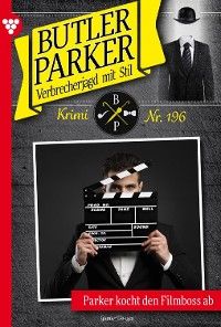 Cover Butler Parker 196 – Kriminalroman