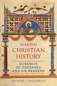 Cover Making Christian History