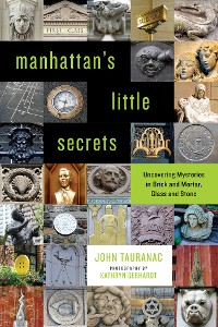 Cover Manhattan's Little Secrets