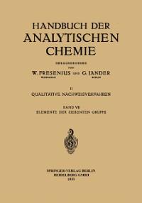 Cover Elemente der Siebenten Gruppe