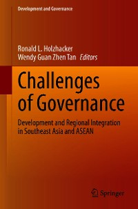 Cover Challenges of Governance