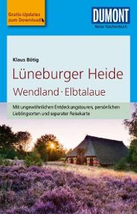Cover DuMont Reise-Taschenbuch Reiseführer Lüneburger Heide