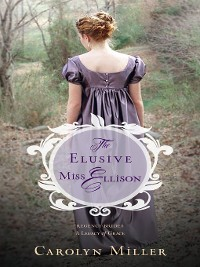 Cover The Elusive Miss Ellison