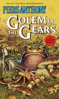 Cover Golem in the Gears