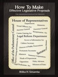 Cover How to Make Effective Legislative Proposals