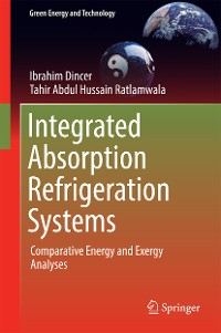 Cover Integrated Absorption Refrigeration Systems