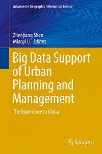 Cover Big Data Support of Urban Planning and Management