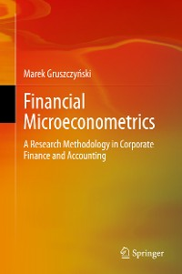Cover Financial Microeconometrics