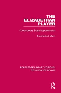 Cover Elizabethan Player